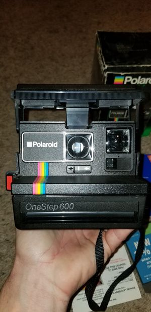Vintage Polaroid Cameras for Sale in Fuquay Varina, NC