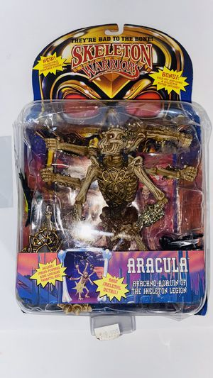 1994 Skeleton Warriors Figure N.i.B for Sale in Stockton, CA