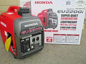 Honda generator 2200i for Sale in Fremont, CA