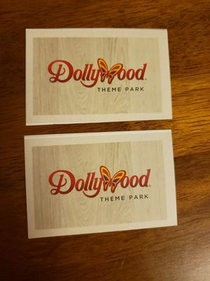 2 DolleyWood Tickets for Sale in Smyrna, TN