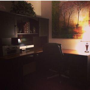 Computer Corner Desk w/ Storage for Sale in San Diego, CA