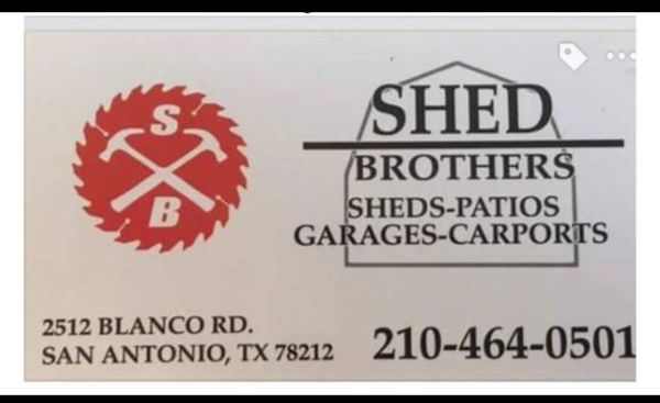 February Special on storage sheds for Sale in San Antonio ...