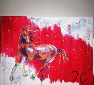 Horse painting for Sale in Lexington, KY