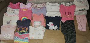 0-3 months baby girl clothes lot for Sale in Newport News, VA