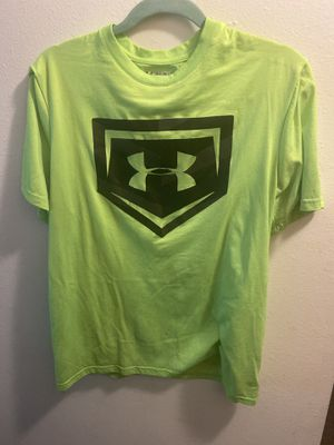 Under armour baseball tee for Sale in Tampa, FL