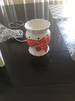 Valentines Scentsy wax warmer $25 for Sale in La Mirada, CA