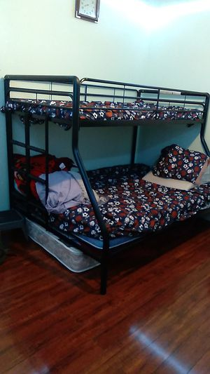 The Bunk Bed ITSELF is in Sale Not Includeing Mattreses,blankets,pillows,sheets, etc 80 DOLLARS ORB for Sale in Martinez, CA