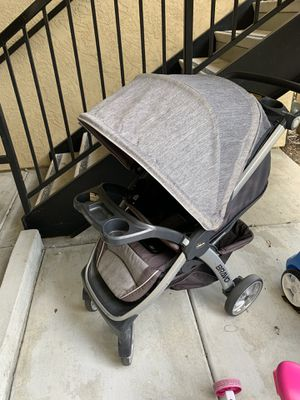 Chicco Bravo Stroller good condition price firm $85. for Sale in San Diego, CA