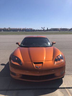 2007 Chevy Corvette Z06 Manual 6 Spd for Sale in Compton, CA
