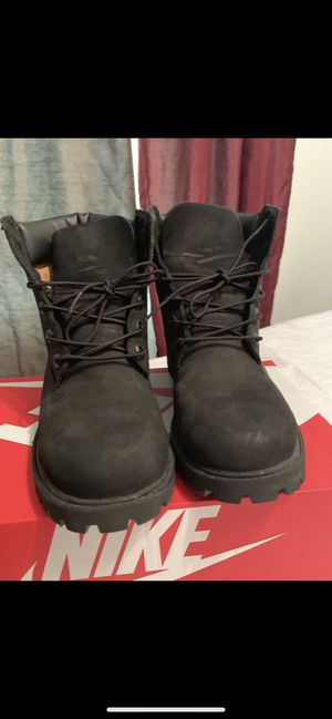 Black Timberland Boots for Sale in Tampa, FL