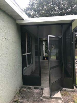 Aluminio panel insulated techo terraza porche Pool Lanai pisos for Sale in Kissimmee, FL