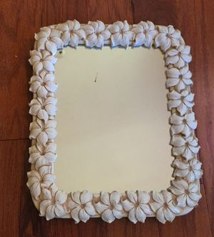 Framed Mirror with back stand for Sale in Nashville, TN