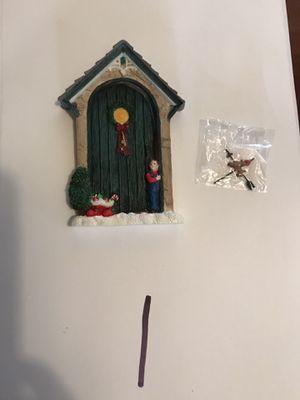 """Pipka """"Knock Knock Santa Door"""" #13703 Figurine for Sale in Victoria, VA"""