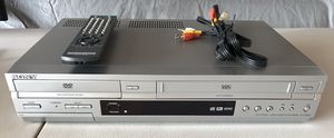 Sony SLV-D350P DVD/VHS Combo Video Cassette Recorder Player W/ Remote Tested for Sale in Livermore, CA