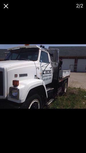 GMC asphalt truck 2500 freightliner for Sale in Caledonia, MI