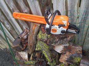 stihl chainsaw for Sale in Chicago, IL