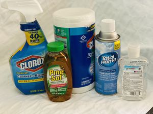 Clorox Germ-X Pine-Sol Total Home for Sale in Worcester, MA