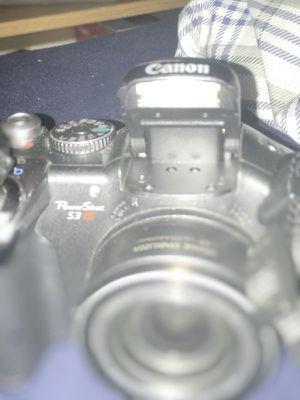 Canon s3 for Sale in Dearborn, MI