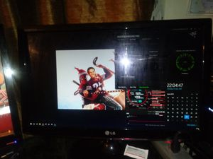 LG Flatron series 1080i/p HD monitor for Sale in Arvada, CO