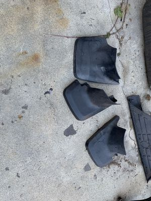 Nissan Titan mud flaps (4) for Sale in San Diego, CA