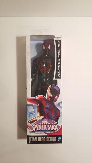 "12"" Titan Hero Series ""Ultimate Spiderman"" for Sale in Spring, TX"