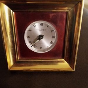 Swiza Sheffield Alarm Clock Swiss Made Vintage for Sale in El Paso, TX