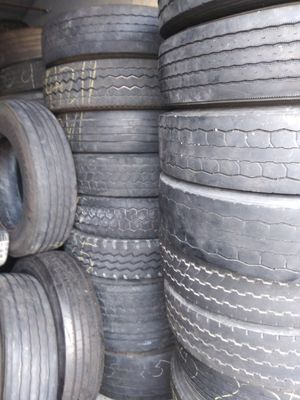 Truck tire for {link removed}/19.5 for Sale in Plantation, FL