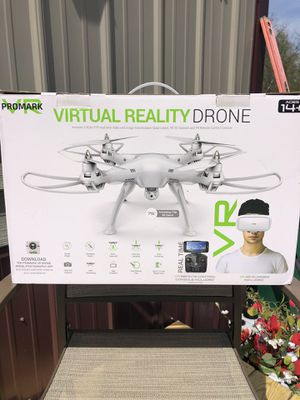 Primary virtual reality drone for Sale in Poland, IN