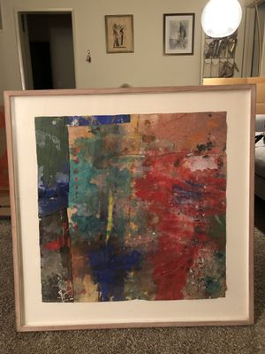 Large original painting / artwork / wall art for Sale in Seattle, WA