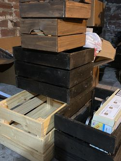 Wooden Crates for Sale in Tacoma,  WA