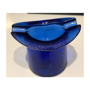Depression glass top hat ashtray for Sale in Stuart, FL