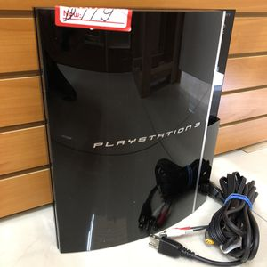 Sony PS3 (CECHP01) 160Gb With 1 Controller / HDMI / POWER CABLE for Sale in Fort Lauderdale, FL