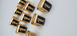 The grim reaper gold plated Brazilian rings for Sale in Bakersfield, CA