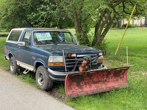 1993 Ford Bronco for Sale in Ingleside, IL