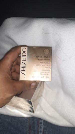 Shiseido nutriperfect day cream for Sale in Modesto, CA