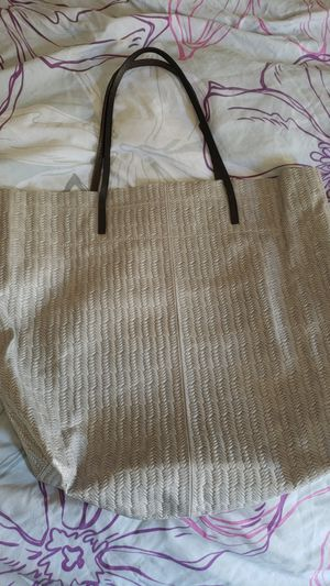 LINDE GALLERY ST BARTH MADE IN FRANCE MED TOTE BAG for Sale in Corona, CA