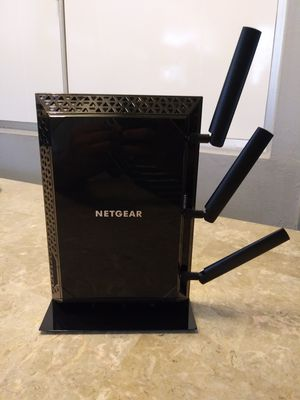 NETGEAR nighthawk modem router internet for Sale in San Diego, CA