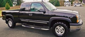 2003 CHEVROLET SILVERADO 1500 WORK TRUCK LB REG CAB LOW MILES for Sale in Chicago, IL