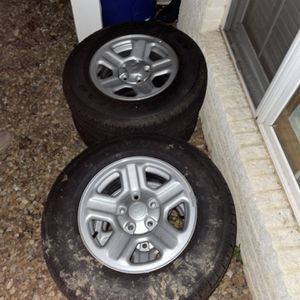 Jeep Wheels and Tires for Sale in Springfield, VA