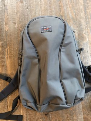 Tom Binh Luminary 15 backpack (grey/blue) for Sale in Snohomish, WA