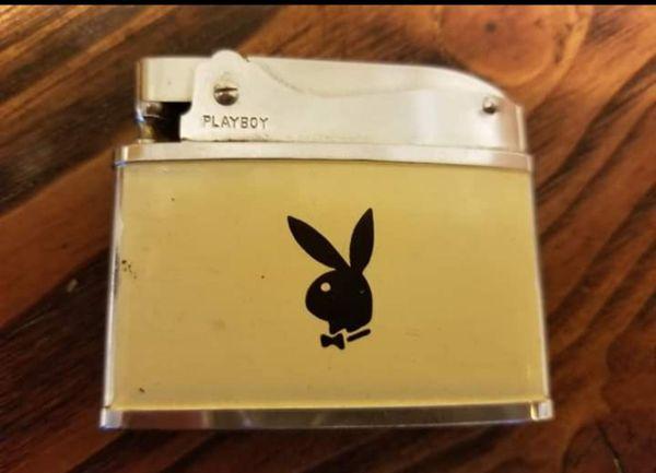 Playboy memorabilia, authentic.