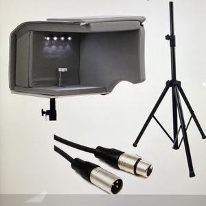 Mobile Studio Vocal Booth With Stand By Isovox for Sale in Charlotte, NC