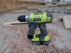 ryobi 1+ lithium ion 18v hammer drill for Sale in Portland, OR