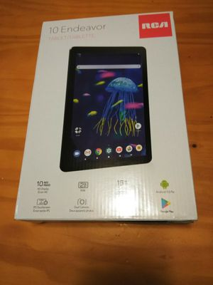 New RCA tablet Android 9 , 10in for Sale in Los Angeles, CA