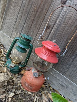 2 fuel lanterns for Sale in Citrus Heights, CA