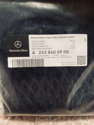 Mercedes Benz GLC Original Luggage Trunk Cargo Net for Sale in Folsom, CA