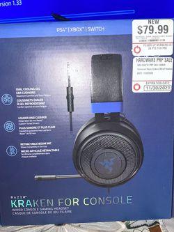 Razer Kraken For Console Headset for Sale in Oakland,  CA