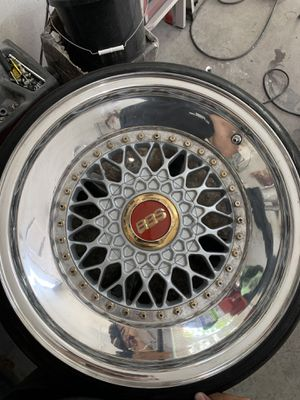 BBS RS 18x10 -5 for Sale in Hollywood, FL