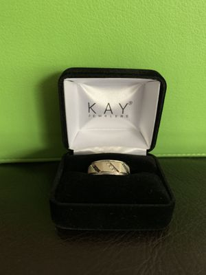 Kay Jewelers Men's Diamond Wedding Band Ring for Sale in Hudson, MA