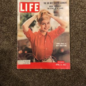 Life magazine August 22, 1957 for Sale in Hayward, CA